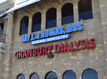Tarrant Nephrology Granbury Location
