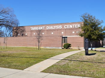 Tarrant Nephrology Arlington Location